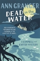 Couverture Dead in the water Editions Headline 2015