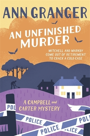 Couverture An unfinished murder