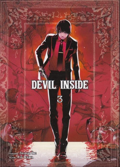 Couverture Devil inside, tome 3