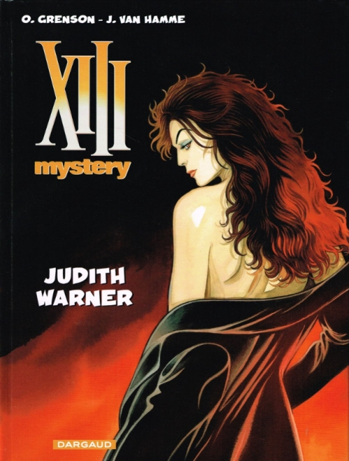 Couverture XIII mystery, tome 13 : Judith Warner