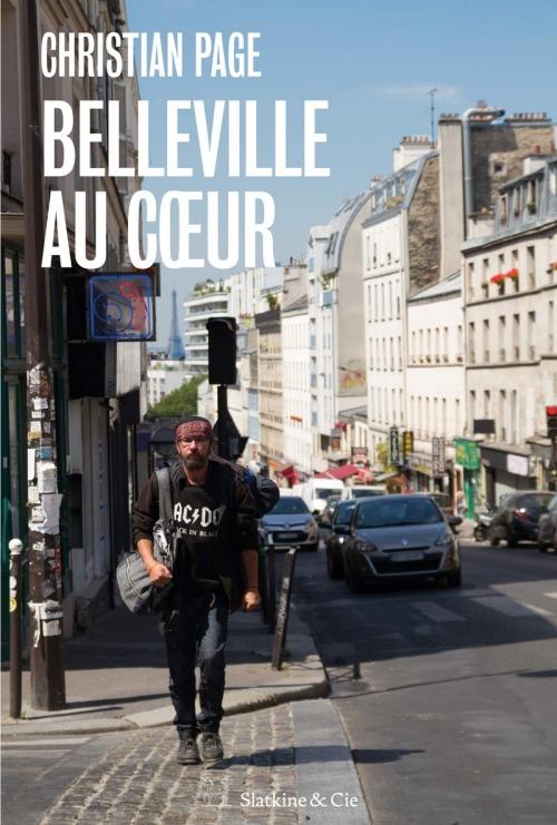 Couverture Belleville au coeur