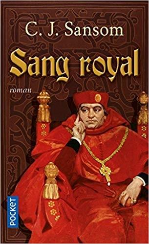 Couverture Sang Royal