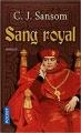 Couverture Sang Royal Editions Pocket 2009