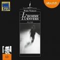Couverture L'homme à l'envers Editions Audiolib 2015