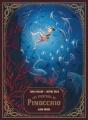 Couverture Les aventures de Pinocchio  Editions Albin Michel 2018