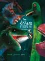 Couverture Les dinosaures n'existent pas ! Editions de La martinière (Jeunesse) 2018
