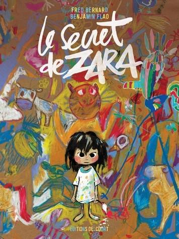 Couverture Le secret de Zara