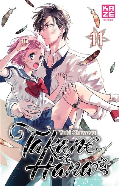 Couverture Takane & Hana, tome 11