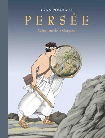 Couverture Persée Vainqueur de la Gorgone