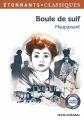 Couverture Boule de suif Editions Flammarion (GF - Etonnants classiques) 2014