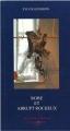 Couverture Robe et abrupt rocheux Editions Claude Drouin 2013