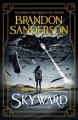 Couverture Skyward (Sanderson), tome 1 : Vers les étoiles Editions Gollancz 2018