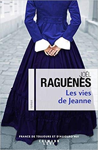 Couverture Les vies de Jeanne