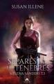 Couverture Melena Sanders, tome 3 : Séparés par les Ténèbres Editions Infinity (Urban fantasy) 2017