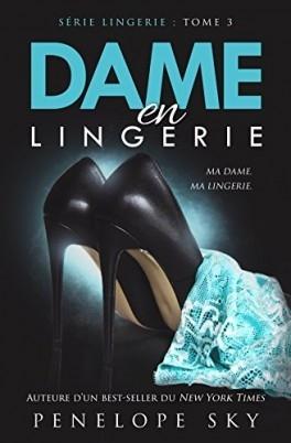 Couverture Série Lingerie, tome 3 : Dame en Lingerie
