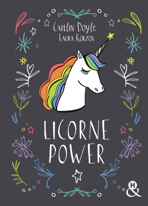 Couverture Licorne Power