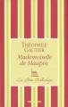 Couverture Mademoiselle de Maupin Editions Omnibus (La petite bibliothèque) 2005