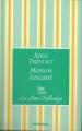 Couverture Histoire du chevalier Des Grieux et de Manon Lescaut / Manon Lescaut Editions Omnibus (La petite bibliothèque) 2005