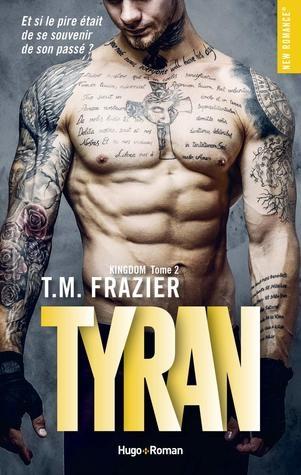 Couverture Kingdom, tome 2 : Tyran