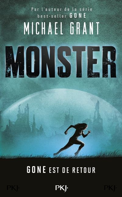 Couverture Monster