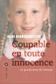 Couverture Coupable en toute innocence Editions Liana Lévi 2018