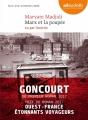 Couverture Marx et la poupée Editions Audiolib 2018
