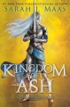 Couverture Keleana, tome 7 (Throne of Glass, book 7 : Kingdom of Ash) Editions Bloomsbury 2018