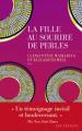 Couverture La fille au sourire de perles Editions Les Escales 2019