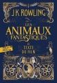 Couverture Les animaux fantastiques : Le texte du film, tome 1 Editions Folio  (Junior) 2019