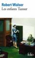Couverture Les enfants Tanner Editions Folio  1992