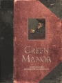 Couverture Green Manor Editions Dupuis 2018