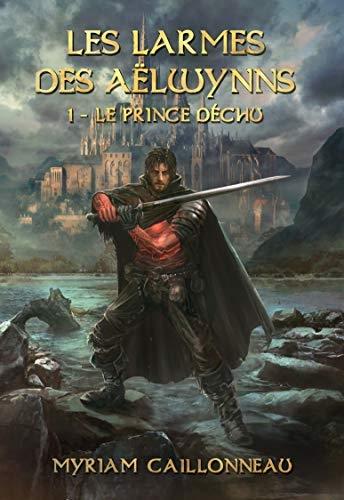 Couverture Les Larmes des Aëlwynns, tome 1 : Le prince déchu