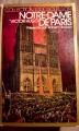 Couverture Notre-Dame de Paris Editions Gallimard  (1000 soleils - Or) 1978