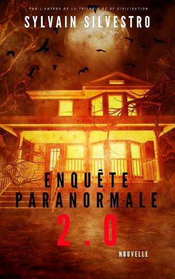 Couverture Enquête Paranormale 2.0