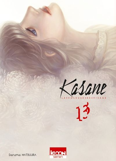 Couverture Kasane : La voleuse de visage, tome 13