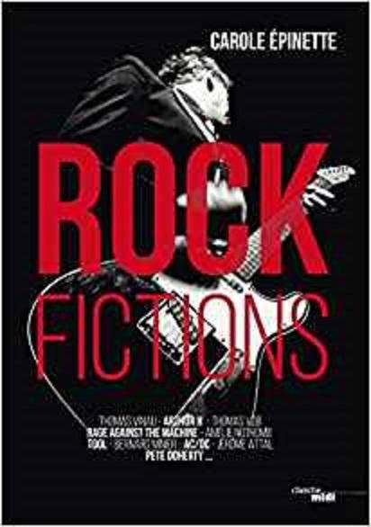 Couverture Rock Fictions