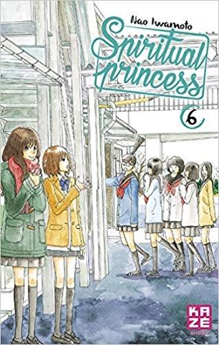 Couverture Spiritual Princess, tome 06