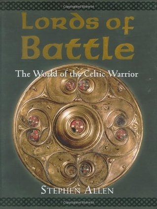 Couverture Lords of Battle