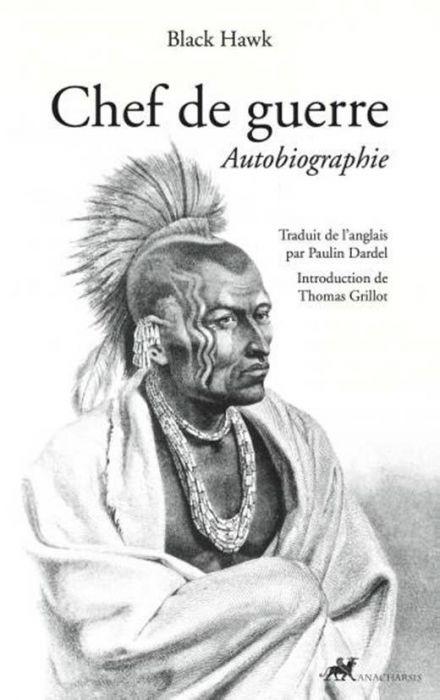 Couverture Chef de guerre : autobiographie