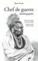 Couverture Chef de guerre : autobiographie Editions Anacharsis 2018