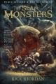 Couverture Percy Jackson (comics), tome 2 : La Mer Des Montres Editions Disney-Hyperion 2013