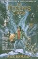 Couverture Percy Jackson (comics), tome 3 : Le Sort Du Titan Editions Disney-Hyperion 2013