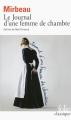 Couverture Journal d'une femme de chambre Editions Folio  (Classique) 2015