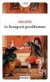 Couverture Le bourgeois gentilhomme Editions Pocket (Classiques) 2018