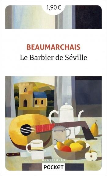 Couverture Le Barbier de Séville