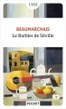 Couverture Le Barbier de Séville Editions Pocket 2018