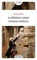 Couverture Le Médecin volant, L'Amour médecin Editions Pocket 2018