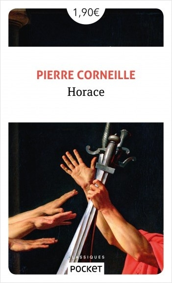 Couverture Horace