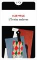 Couverture L'île des esclaves Editions Pocket (Classiques) 2018