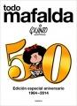Couverture Mafalda, intégrale Editions Lumen (Es) 2013